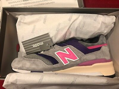 7acb0ea2db751 KITH X NEW Balance x United Arrows MiUSA 997 Grey Pink USA -  250.00 ...