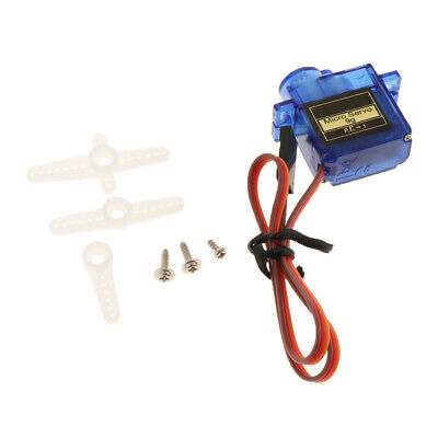 SG-90 Micro Servo Motor For RC Robot Arm Helicopter Airplane Car 1.6kg/cm