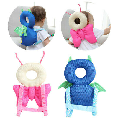 Baby Head Protection Pad Headrest Pillow Nursing Drop Resistance Cushion LH