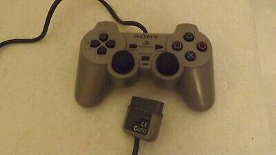 Sony Official Dual Shock Controller pad PS1 / Playstation 1 SCPH-1200