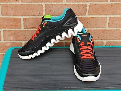 4608a980038a REEBOK ZIG TECH Athletic Running Shoes Mens Size 10.5 Black -  48.59 ...