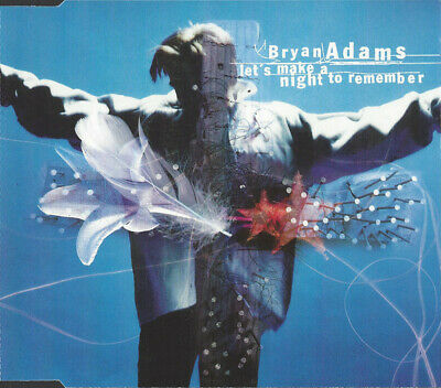 BRYAN ADAMS Lets Make A Night To Remember CD