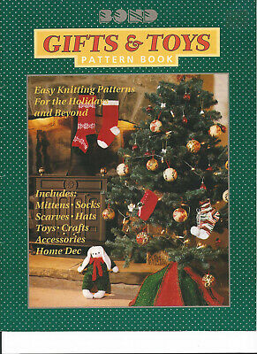 PDF Download ~Bond Gifts & Toys Pattern Book Ultimate Incredible Sweater Machine