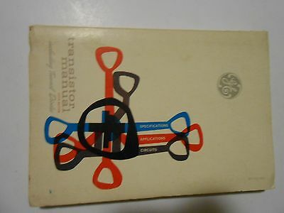 Vintage 1960 General Electric Transistor Manual (5Th Edition)Tunnel Diodes
