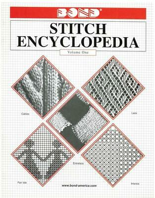 PDF Download ~ Bond Stitch Encyclopedia Vol 1 & Vol 2 Ultimate Sweater Machine