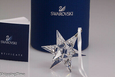 SWAROVSKI Christmas Xmas Stern Star Ornament 5064257