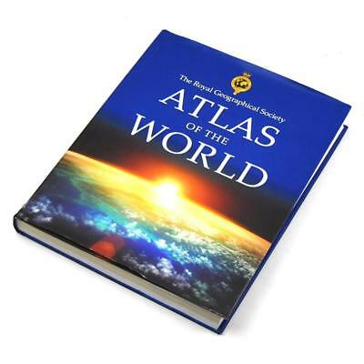 The Royal Geographical Society Large Hardback Atlas Of The World