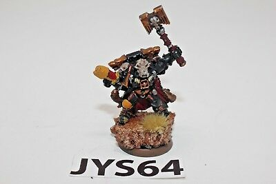 Warhammer Space Marines Space Wolves Rune Priest - JYS64