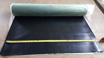 "NEOPRENE RUBBER ROLL 3/32THK X 36"" WIDE x10  ft LONG  60 DURO +/-5 FREE SHIPPING"