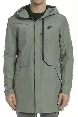 6130eafb2b2a NWT NIKE MEN S Sportswear Tech Pack Shield Jacket-Sz L