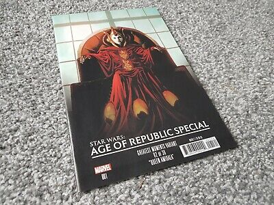 Star Wars: Age Of Republic Special #1 Greatest Moments Variant (2019) Marvel