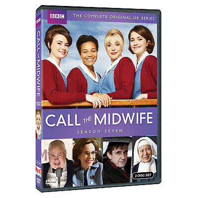 Call the Midwife: Season Seven - DVD Region 1 (US & Canada)