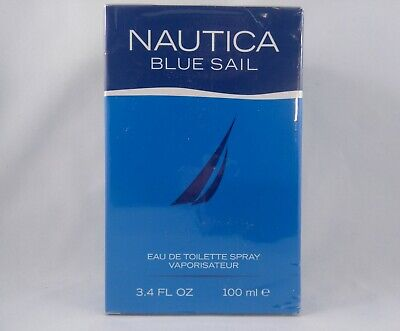 Nautica Blue Sail for Men 100ml Eau de Toilette Spray ** Damaged Box **