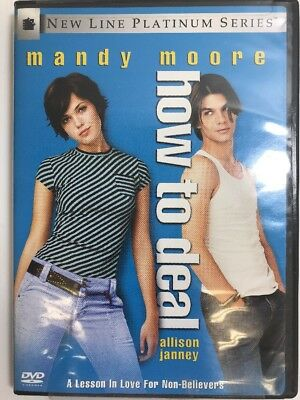 How To Deal DVD - Mandy Moore