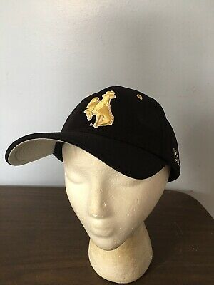 WYOMING COWBOYS HAT Cap
