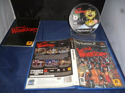 PS2 The Warriors _ per Console Sony Play Station 2 – PAL ITA