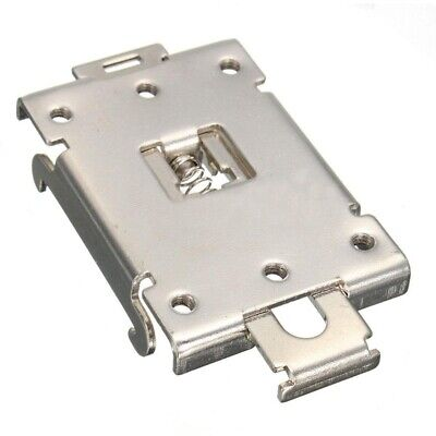 3X(DIN Rail Mount Bracket Equipment Rack G3NE G3NA Electrical for SSR R99- H3A8)