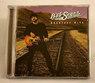 Bob Seger & The Silver Bullet Band Greatest Hits CD 1994 Capitol Records Rock