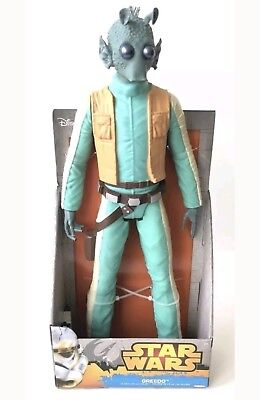 Action- & Spielfiguren Star Wars Big Figs Greedo Brand New