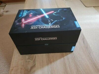Jedi Star Wars Challenges Lenova Mirage AR Headset BRAND NEW! Boxed