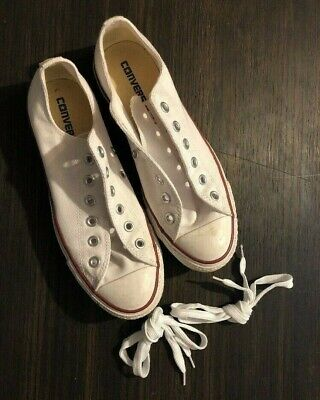 Converse All Star Unisex shoes - Men 6.5 or Women 8.5 - Never worn