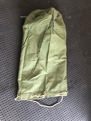 DUFFEL Bag Australian Defence Army Original 1968 Vietnam War Era