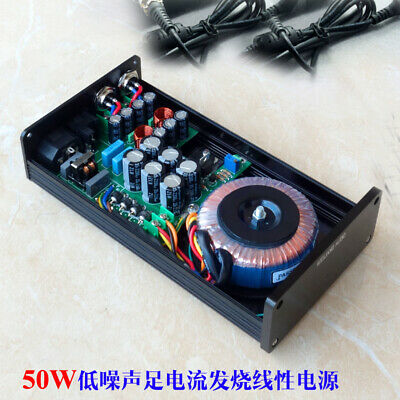 50W DC LINEAR power supply voltage regulator DC 12V 3 5A