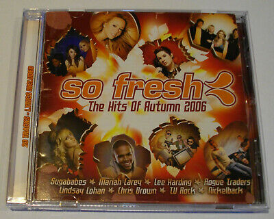 SO FRESH, THE HITS OF AUTUMN 2006, CD  in very good condition.