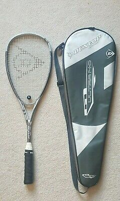 Dunlop Ultra 140 Squash Racket & Case
