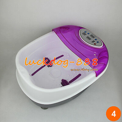 Ionic Detox Foot Bath Ion Cell Aqua Cleanse SPA Tub Kit &Salon Toxin Removal &CE