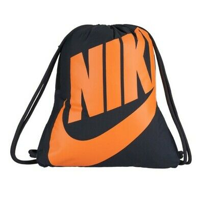 2b6fd91f13 NIKE HERITAGE GYM sack Pack Drawstring Bag Gym Sack BA5128