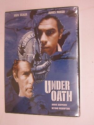 Under Oath (DVD, 2000)- JACK SCALIA - BRAND NEW   FACTORY SEALED   FREE SHIPPING