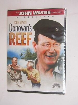 Donovans Reef (DVD, 2013)- JOHN WAYNE - BRAND NEW  FACTORY SEALED  FREE SHIPPING