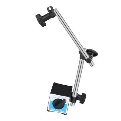 60kg Dial Gage Holder Mag Magnetic Base On-Off Tool Clamp Table Stand.