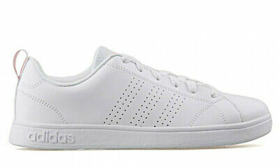 e55395b44c SCARPE SPORTIVE DONNA Adidas Vs Advantage Clean Bianche Sneakers Estive Moda