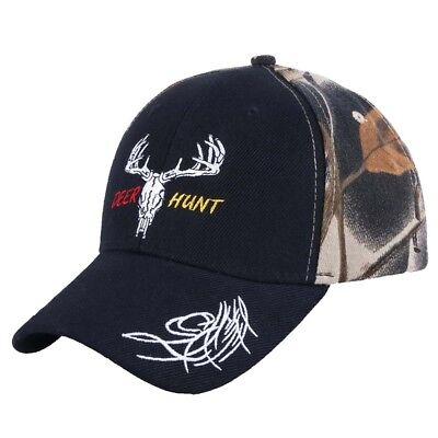 6cd7ac95 New DEER HUNTER Baseball Cap Mens Elk Hunter Army Snapback Cap Outdoor Sun  Hat