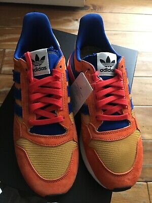 a5741d7fa8a Authentic Dragon Ball Z X ZX500 RM SON GOKU Sneakers Limited Edition size  9.5