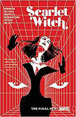 Scarlet Witch Vol. 3: The Final Hex, Marvel Comics, Excellent Book