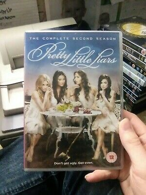 Pretty Little Liars - Season 2 [DVD] DVD