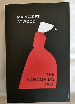 The Handmaid's Tale by Margaret Atwood (Paperback) Very Good Condition