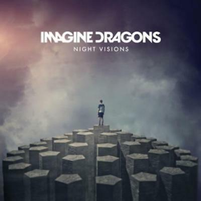 Imagine Dragons - Night Visions  DELUXE EDITION  CD  NEU  (2013)