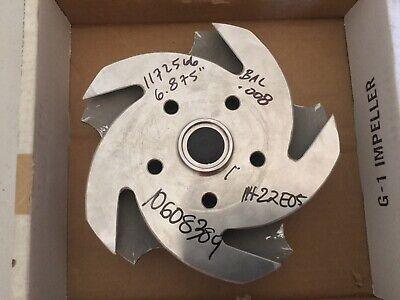 FLOWSERVE Impeller 1K3x1.5x82RV (MY50656A82CD4M)