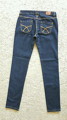7e56399d NEW STUNNING Womens 'RIDERS BY LEE' Low Super Skinny Denim Jeans Size 10