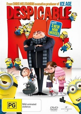 Despicable Me (DVD, 2017) - FREE POST