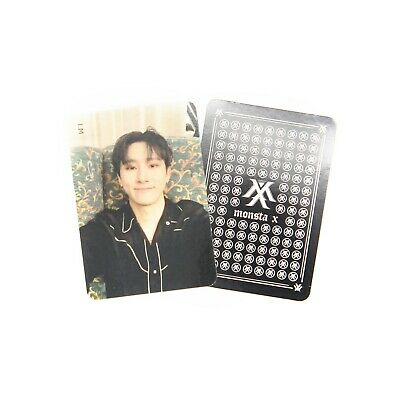 [MONSTA X] Take.2 'WE ARE HERE' Album Official Photocard - I.M 1