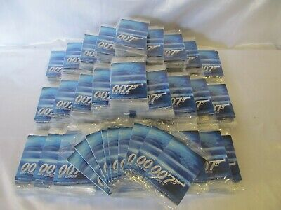 James Bond 007 Spy Cards Unopened 4 Cards Each Packet 2008 Uk Free Post