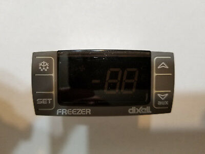 Dixell Temperature Controller XR06CX-4N1F1 Programmable-Commercial Refrigeration
