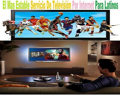 IPTV Latino Subscription - 1 Month, Apple, Android, Windows, Samsung, LG, MAG