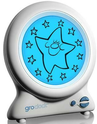 The Gro Company Gro-Clock Baby Sleep Trainer Night Light with Bedtime Storybook