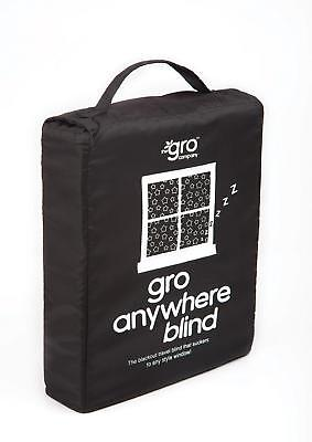 The Gro Company Gro Anywhere Blind - Blackout Blind for Baby & Kid Rooms